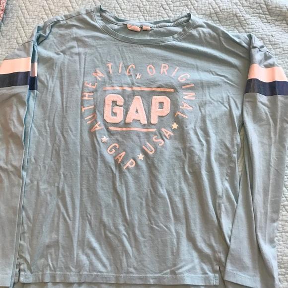 GAP Other - Girls Gap long sleeve shirt